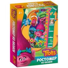Ростомер из пазлов Тролли Ранок №12189042Р(165)/3621-01
