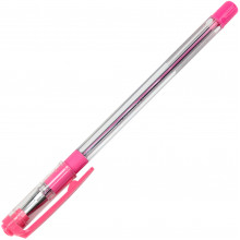 Ручка шариковая масляная Linc Thrill 0,6мм черная (5) (120) 411603