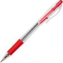 Ручка шариковая автоматическая Flair WOW=Gripwell 753B=735 0,7мм  красная
