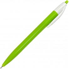 Ручка шариковая автоматическая Flair Ezee click 0,7мм синяя ассорти (5) (200) №964