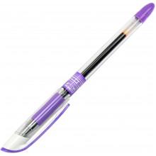 Ручка кулькова Flair Big Writer 0,7мм фіолетова (10) (100) (120) (1200) 1139
