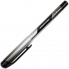 Ручка гелева Hiper Signature 0,6 мм чорна (10) (100) HG-105