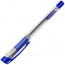 Ручка гелевая Hiper Marvel 0,7 мм синяя (10) (100) №HG-2175