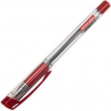 Ручка гелевая Hiper Marvel 0,7 мм красная (10) (100) №HG-2175