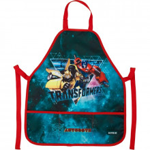 Фартук для творчества Kite Transformers №TF19-161