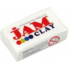 Глина полімерна Jam Clay Зефір білий 20г 5018101/340101