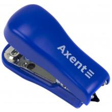 Степлер Axent 12 листов №10/5 Standard пластиковый синий (12) №4221-02-A