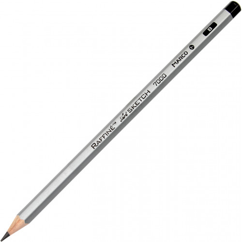 Олівець графітний Marco B (12) (144) (2880) FM7000DM-12CB