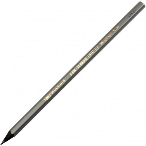 Олівець графітний Bic Еволюшн без гумки, сірий (12) (72) №896017/011