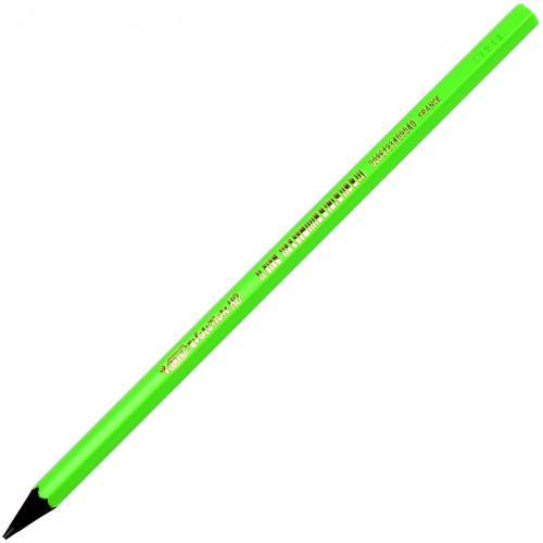Олівець графітний Bic Флуо HB (12) (72) 940757/199/6182