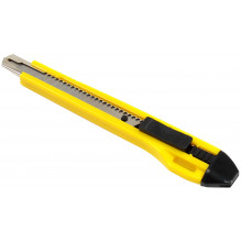 Нож канцелярский 4Office 9мм (48) №4-346