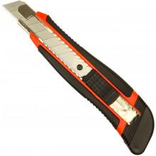 Нож канцелярский Norma 18 мм и 2 лезвия (12) 4512