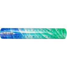 Линейка пластиковая 20 см Maped Twistnflex (20) №279215