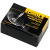 Кнопки Scholz 50 шт нікель (10) 4831