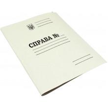 Папка-скоросшиватель DK004 А4 картонная (50)