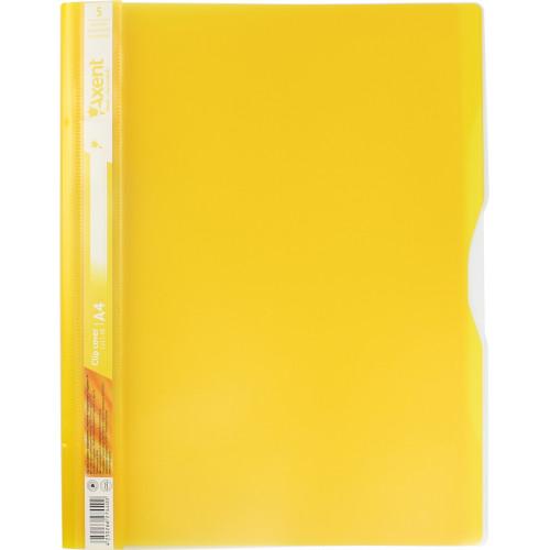 Папка-швидкозшивач Axent А4 5 відділень, жовта (1) (60) №1312-08