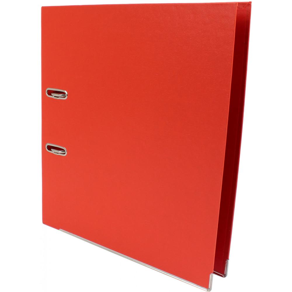 Папка-регистратор Economix Lux А4 7см собранная оранжевая E39723*-06