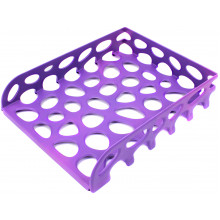 Лоток горизонтальный Tascom светло-фиолетовый (10) №Л-201001/3072