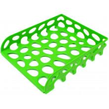 Лоток горизонтальный Tascom ярко-зеленый (10) №Л-20334/3119