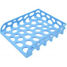 Лоток горизонтальный Tascom светло-голубой (10) №Л-20434/3096