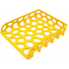 Лоток горизонтальный Tascom желтый (10) №Л-20705/3089