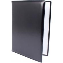 Папка А4 К подписи Optima Nebraska темно-синяя (15) №O36030-24
