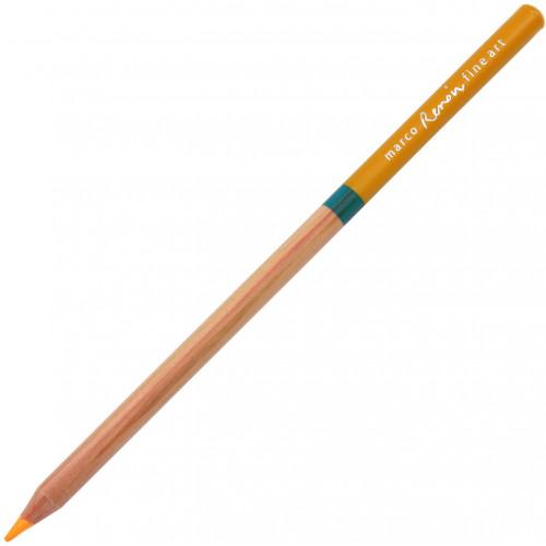 Олівець кольоровий Marco Fine Art 3120/22 акварельний chrome yellow/кедр (48)