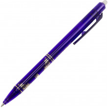 Ручка автоматична гелева Neo Line пиши-стирай 0,5 мм фіолетова (12) (144) (1728) GP-3216