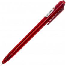 Ручка автоматическая шариковая Flair Writometer ball RT 10 км красная (12) (144) №1311