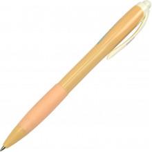 Ручка автоматическая гелевая Neo Line черная (12) (144) №566