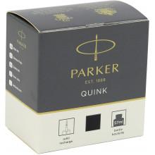 """Чорнило """"Parker Quink"""" чорне №11010 BK"""