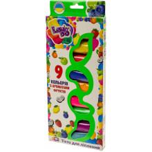 Набір тіста для ліплення Lovin'Do Арома 9 кольорів (22) 41020/0905