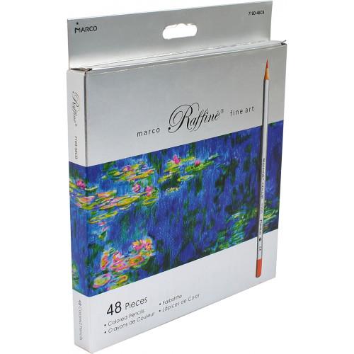 Олівці кольорові 48 кольорів Marco (3) (60) 7100-48СВ