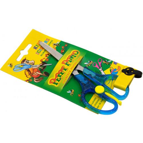 Ножиці дитячі Пегашка/Peppy Pinto 13см з пружиною (12) (360) №105/KS105B/KS115B/1155