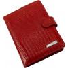 Обкладинка для автодокументів Karya лак червона рептилія шкіра 438-074