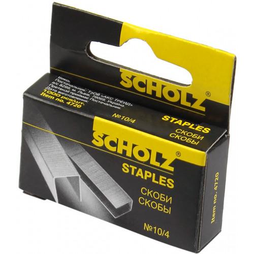 Скоби для степлера Scholz 10 1000 шт. 4720/04030100