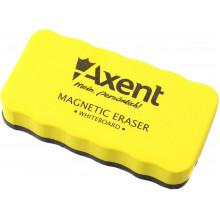 Губка для доски Axent маленькая ассорти (12) №9802