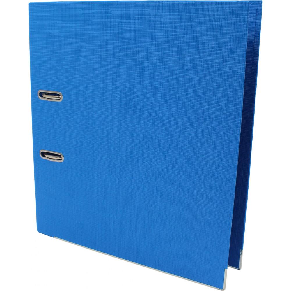 """Папка-регистратор А4 """"Axent"""" 7,5 см Prestige и двусторонний PP (голубая) собранная (1) (20) №1722-07С-А"""