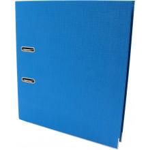 Папка-реєстратор А4 Axent 5 см Prestige+ двостороння поліпропілен блакитна зібрана (1) (25) 1721-07С-А