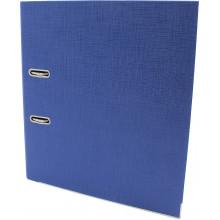 Папка-регистратор А4 Axent 5 см Prestige+ двусторонняя PP синяя собранная (1) (25) №1721-02С-А