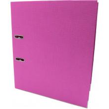 Папка-реєстратор А4 Axent 5 см Prestige+ двостороння РР рожева зібрана (1) (25) 1721-10С-А