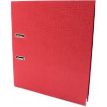 Папка-регистратор А4 Axent 5 см Prestige+ двусторонняя PP красная собранная (1) (25) №1721-06С-А