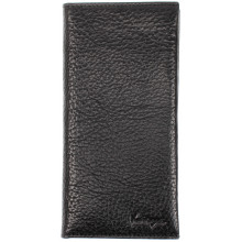 Портмоне мужское Karya кожа  черное,матове, мягкая кожа №0935-45