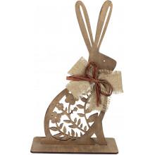 Заяц ажур декоративный фанера