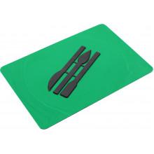 Доска для лепки маленькая со стеками (150) (200)