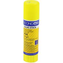 Клей-олівець Economix 15г (24) (432) №E41203