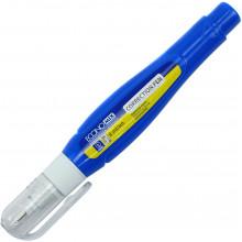 Корректор-ручка металлический наконечник Economix 8мл E41314