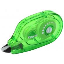 Корректор ленточный Axent 5ммх6м, зеленый (1) (48) №7009-04