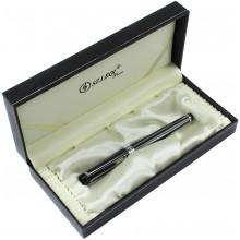 Ручка чернильная SZ.LEQI Beethoven LF606D2 корпус черный с серебряным