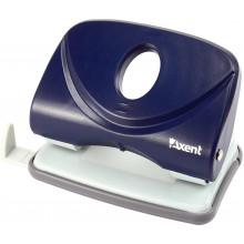 Дирокол Axent Welle-2 20 аркушів з пластиковим верхом синій (12) 3820-02